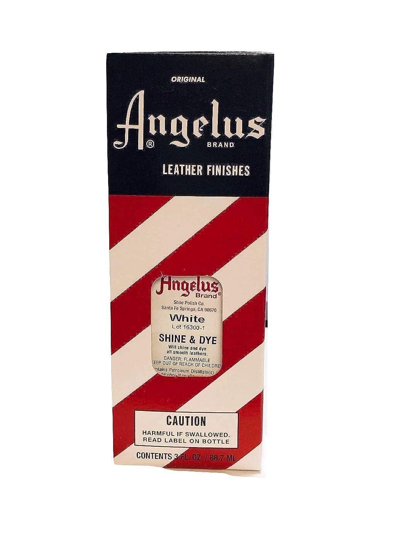 Angelus US サイズ: 3 oz カラー: ホワイト B018IT86UU