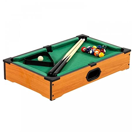 Retro Wooden Ball Pool Family Cue Sports Billiards Mini Table - Retro pool table