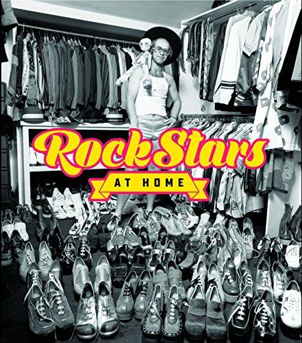 Rock Stars at Home (Star Rock Photo)