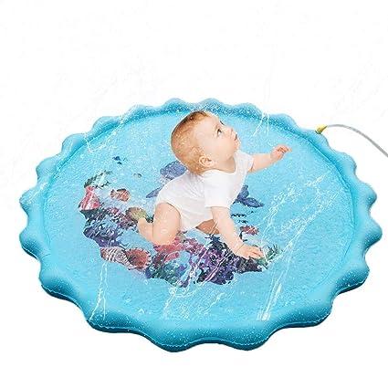 Colchoneta de Agua para bebés - Colchoneta para refrescar ...