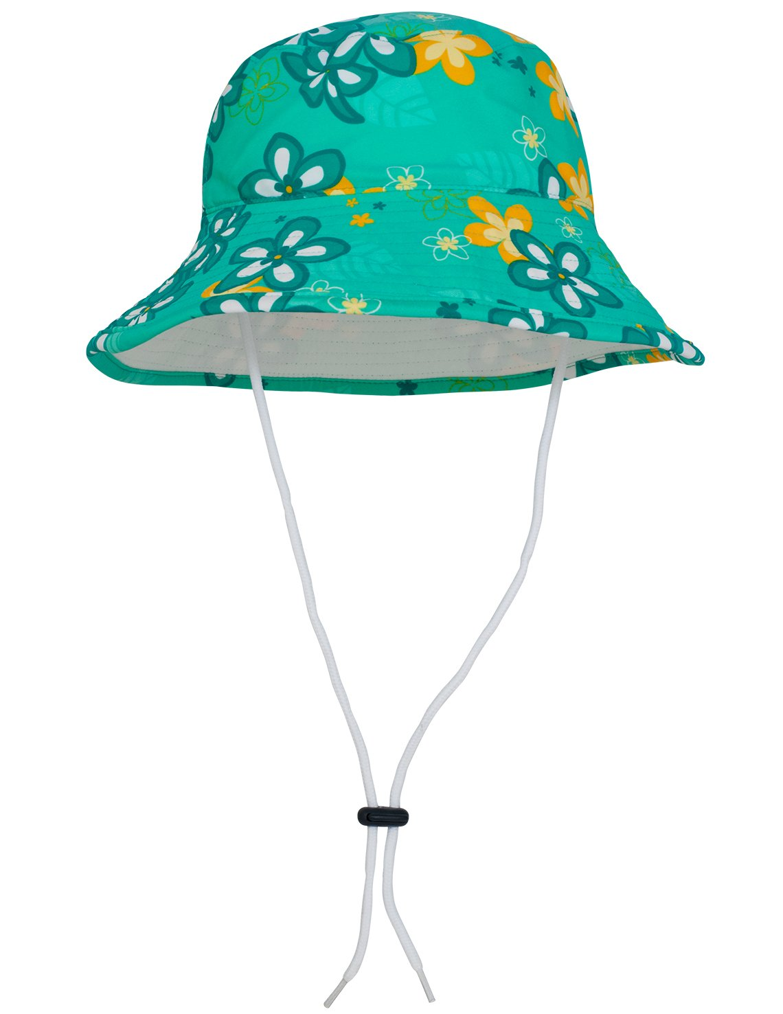 Tuga Girls Reversible Bucket Hats - UPF 50+ Sun Protection Sun Hats