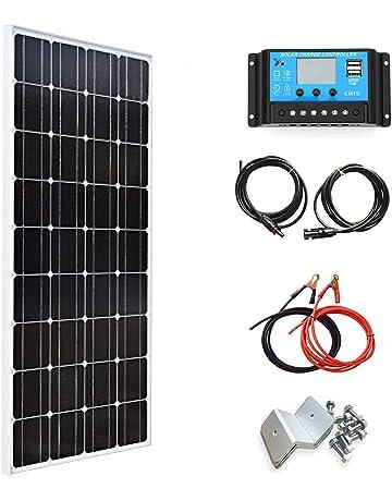2.5mm 18 SODIAL 10 Pieces Mini Panneau Solaire Nouveau 0.5 V 100 mA Panneaux Solaires Panneaux photovoltaiques Module Solaire chargeur de batterie DIY 53