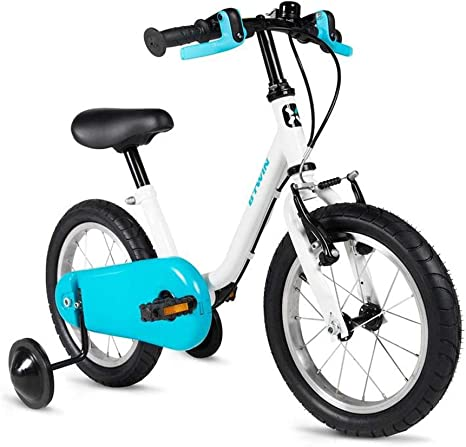 Bicicleta para niños de 14 Pulgadas 3-4-5 años Bicicleta niño niña ...