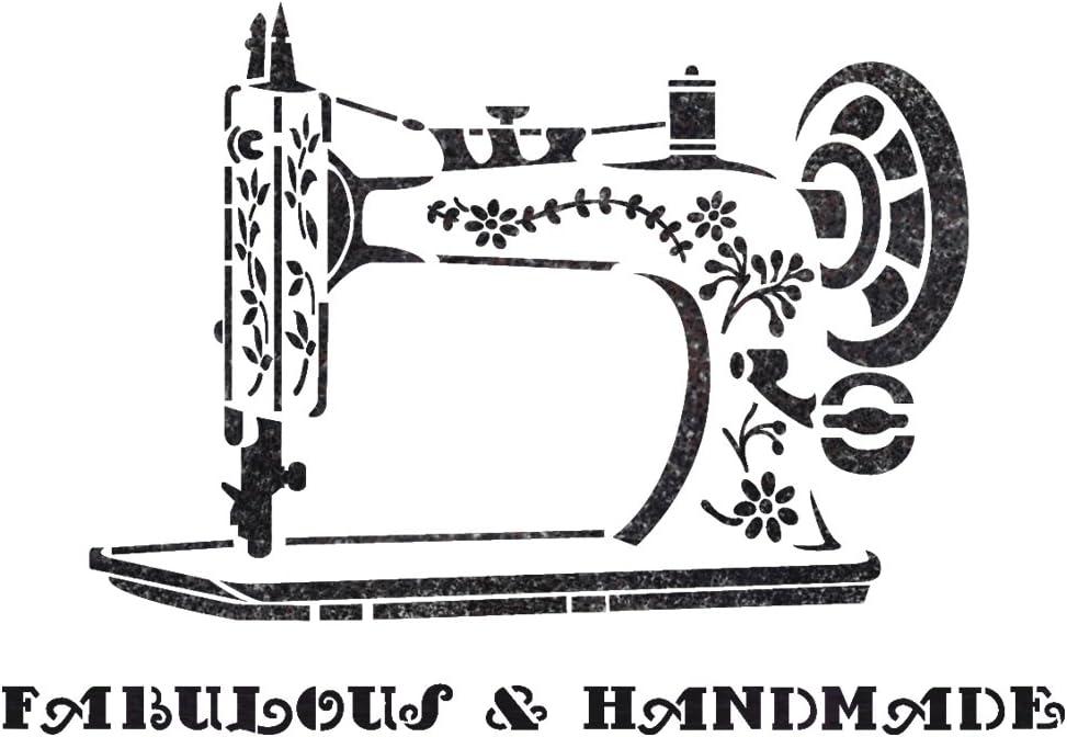 J BOUTIQUE plantillas para máquina de coser Vintage plantilla para ...