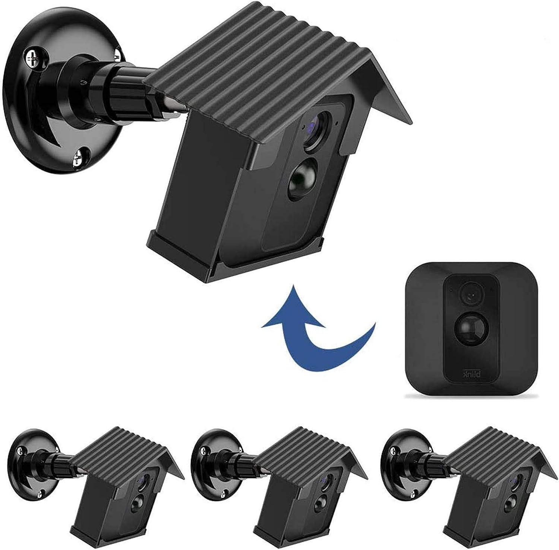 Blink XT2 Soporte de Pared para c/ámara,Carcasa Protectora de 360/° y de Ajustable para Blink XT2,Blanco