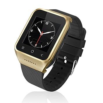 Amazon.com: eican (SW8 – 3 Reloj Inteligente 3 G Android 4.4 ...