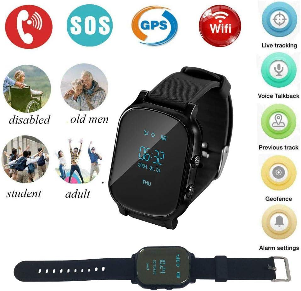 Reloj Inteligente Hombre GPS,Relojes Inteligentes para Mujer GPS ...
