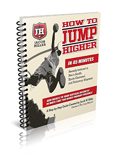 How to Jump Higher in 45 minutes-Vertical Jump Trainer and Muscle Gain Workout Program