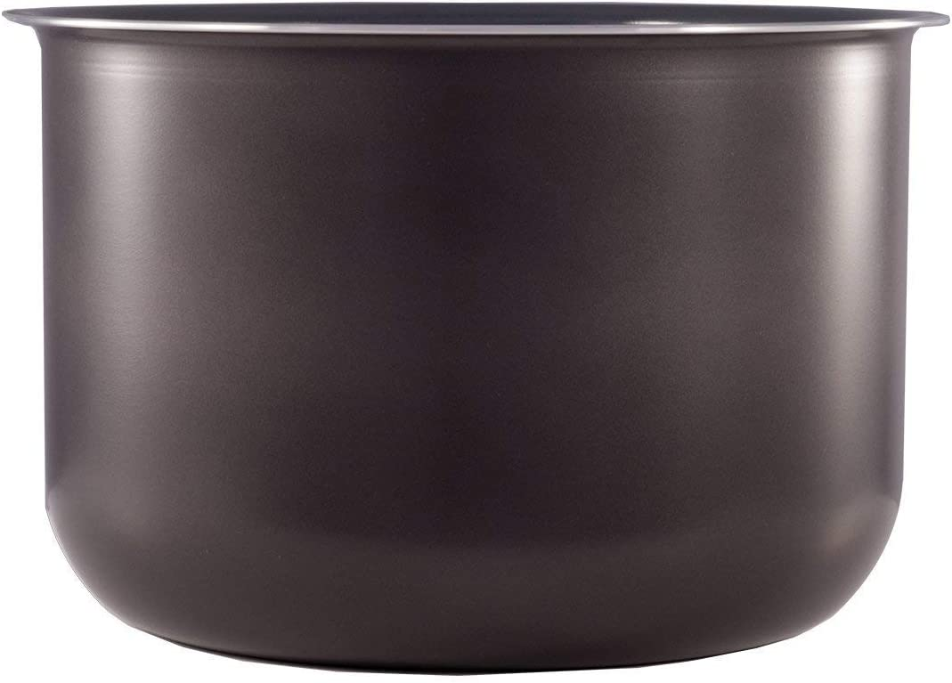 GJS Gourmet Replacement Nonstick Inner Pot Compatible with 8-Quart GOURMIA Electric Pressure Cooker (Model GPC800) (Nonstick, 8 Quart)