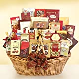 Party Starter Gourmet Chocolate and Treats Fall Thanksgiving Gift Basket -Deluxe