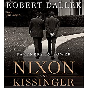 Nixon and Kissinger Hörbuch