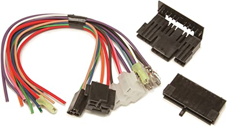 painless performance 30805 gm steering column and dimmer switch pigtails  90s gm multi switch wiring #7