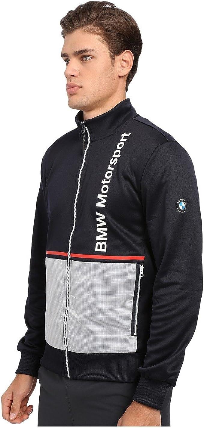 PUMA BMW Motorsport – Chaqueta de chándal para Hombre - Azul ...