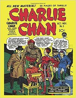 Charlie Chan # 3: Prize Publication, Israel Escamilla