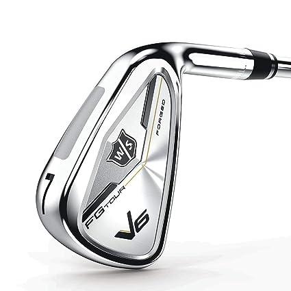 Wilson FG Tour V6 STL S Mrh Juego de Palos de Golf, Hombre ...