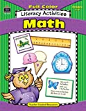 Math Literacy Activities, Lorin Klistoff, 074393170X