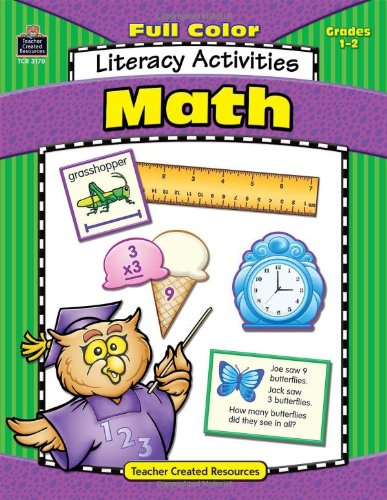Read Online Full-Color Math Literacy Activities ebook