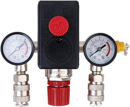 Compresseur dair Pressostat Vanne de R/égulation SG-4B