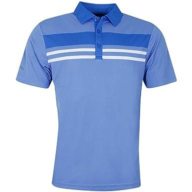 Callaway Yarn Dye Chest Stripe Polo para Hombre: Amazon.es: Ropa y ...
