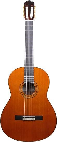 Yamaha GC12 °C Guitarra Acústica Clásica 6 Cuerdas Marrón Guitarra - Guitarra 6 Cuerdas; 370 mm; 98,8 x 9,4 cm, 10)