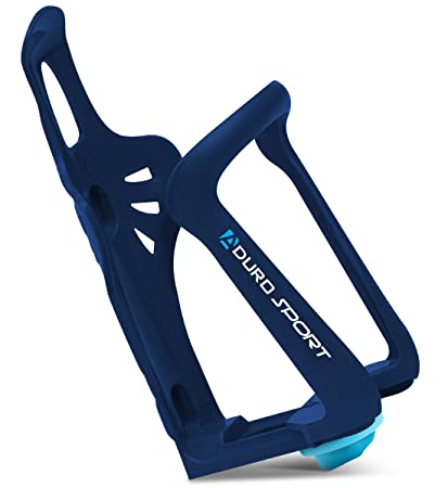 e526178c47 Aduro Sport Bicycle Water Bottle Holder - Cycle H2O Universal Bike Bottle  Cage for Outdoor Activities, Expandable Base, Lightweight, Durable, ...