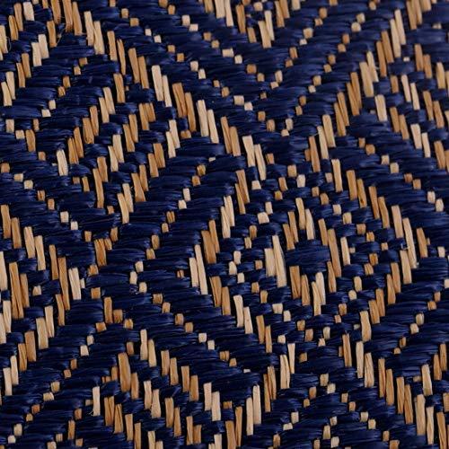 Main soirée Paille Sac Main Brown Blue Tissage Kakjpsjaksml Color à à Sac d'embrayage Sac Femmes Main à Artisanat qFnXxpA