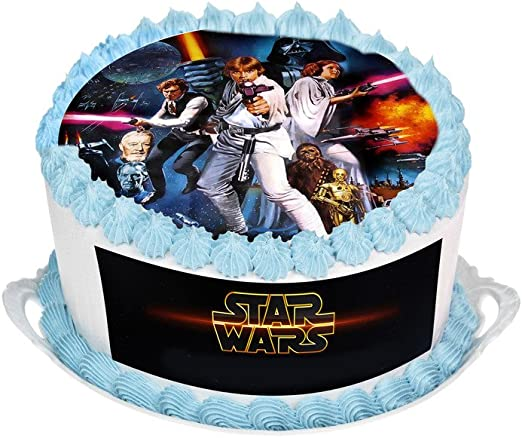 Cool Star Wars Luke Skywalker Princess Leia Darth Vader Obi Wan Funny Birthday Cards Online Sheoxdamsfinfo