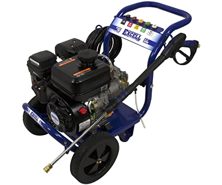 Excell EPW1792500 Gas Powered Pressure Washer
