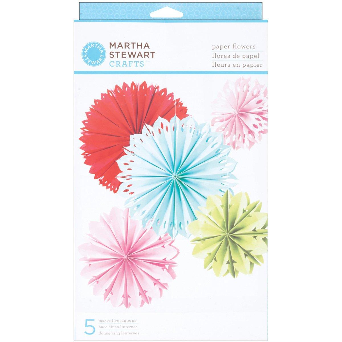Amazon Martha Stewart Crafts Modern Festive Paper Flowers Arts