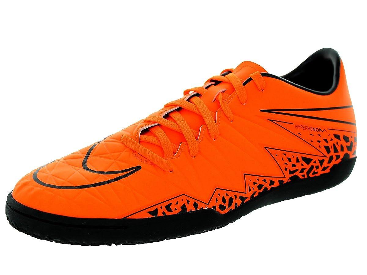sports shoes 790a0 6be7b Amazon.com   Nike Men s Hypervenom Phelon II IC - (Total Orange Black)    Soccer