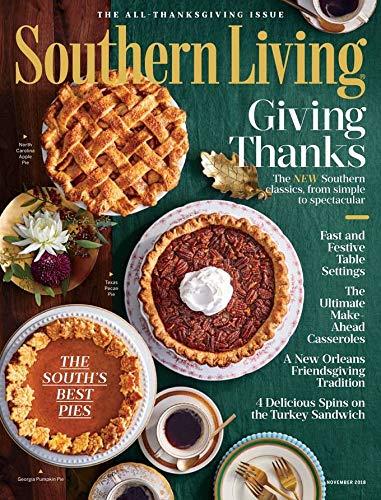 Magazines : SOUTHERN LIVING Magazine