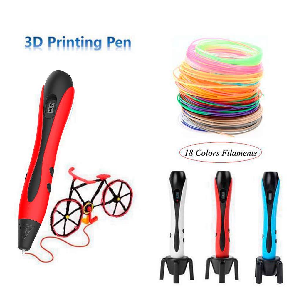 Impresora 3D Pluma de dibujo Pluma Elaboración artesanal Arte de ...