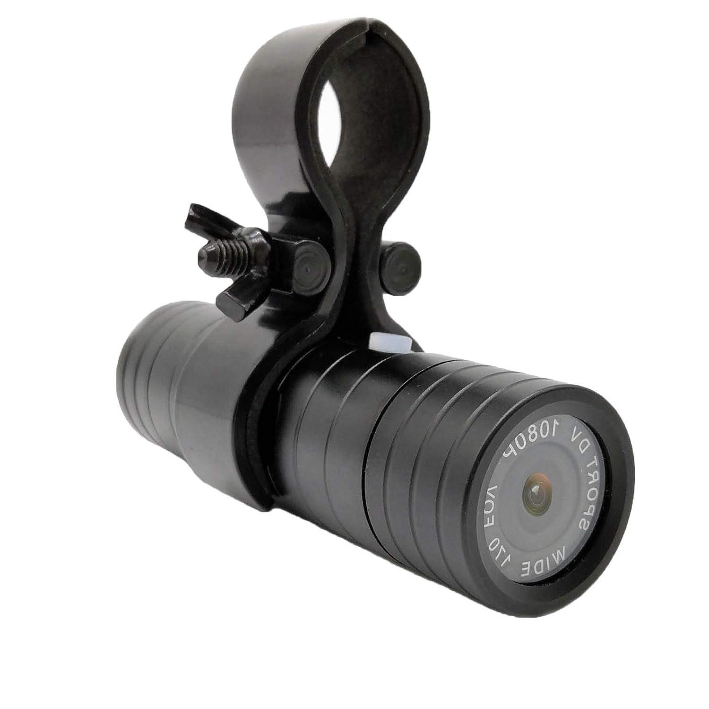 Ablebro Shotgun Kamera, Airsoft Cam Action Video Camcorder für die Jagd 1080P wasserdichtes Barrel Bullet DV