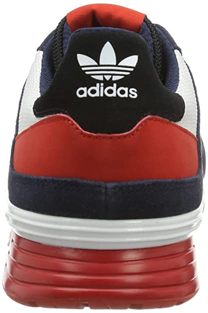 the latest 39cb9 cfb61 ... sale adidas originals mens zx 630 trainers d67741 legend ink collegiate  red black 9 uk 43