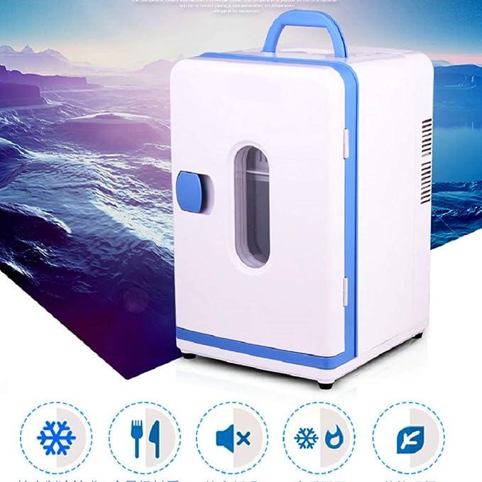 XXxx SUNLMG 12L Vertical de Coches Mini refrigerador Refrigerado ...