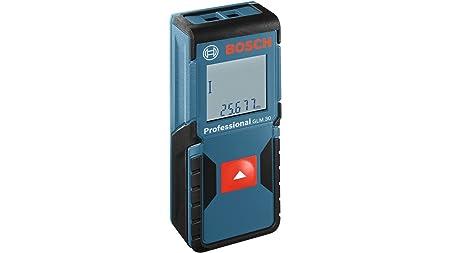 Bosch professional laser entfernungsmesser glm 30: amazon.de: baumarkt