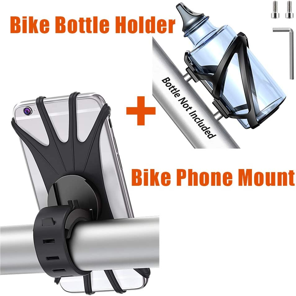 PC Material Bottle Cages One-piece Water Holder Bicycle Bottle Holder Cage