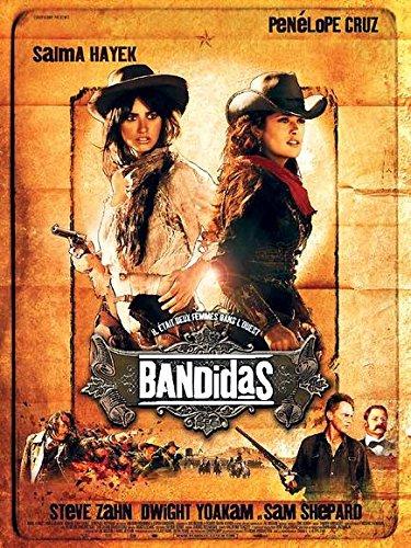 Bandidas Penélope-Cruz-116 cm x 158 Cartel Cinema original ...