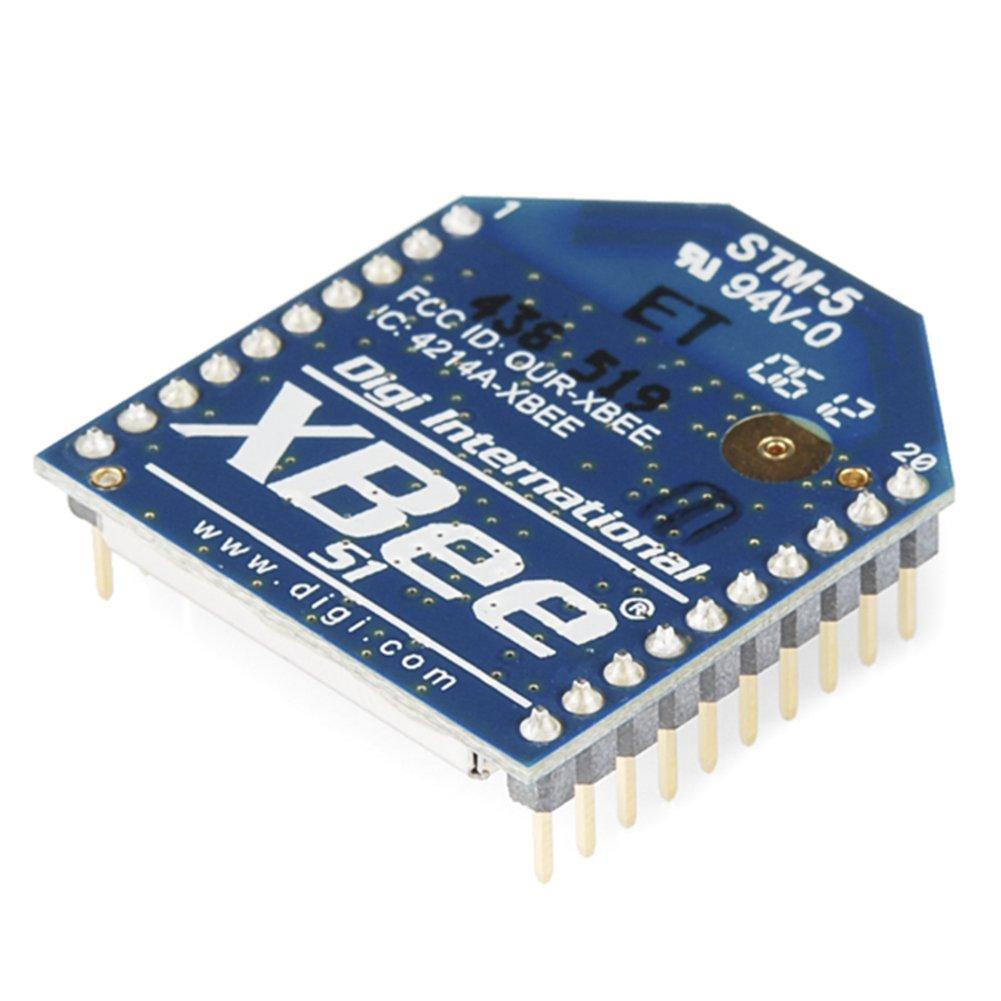 XBee 1mW Trace Antenna - Series 1 Xbee 1mw Zigbee Wireless Data Transmission Module
