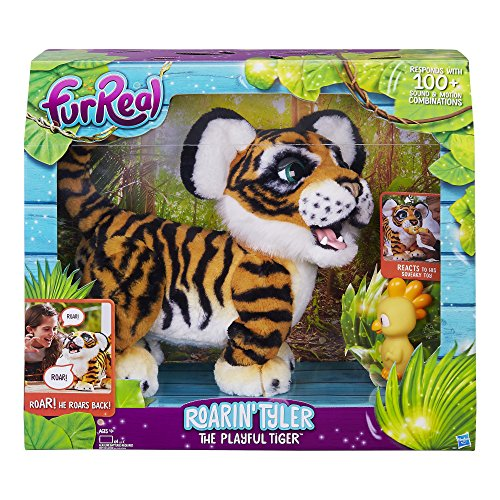 FurReal Roarin' Tyler, the Playful Tiger JungleDealsBlog.com