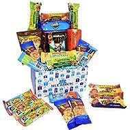 Care Package - Snacks, Nuts, Bars, Truffles,Walker Sortbread Cookies - Great Gift Basket Variety