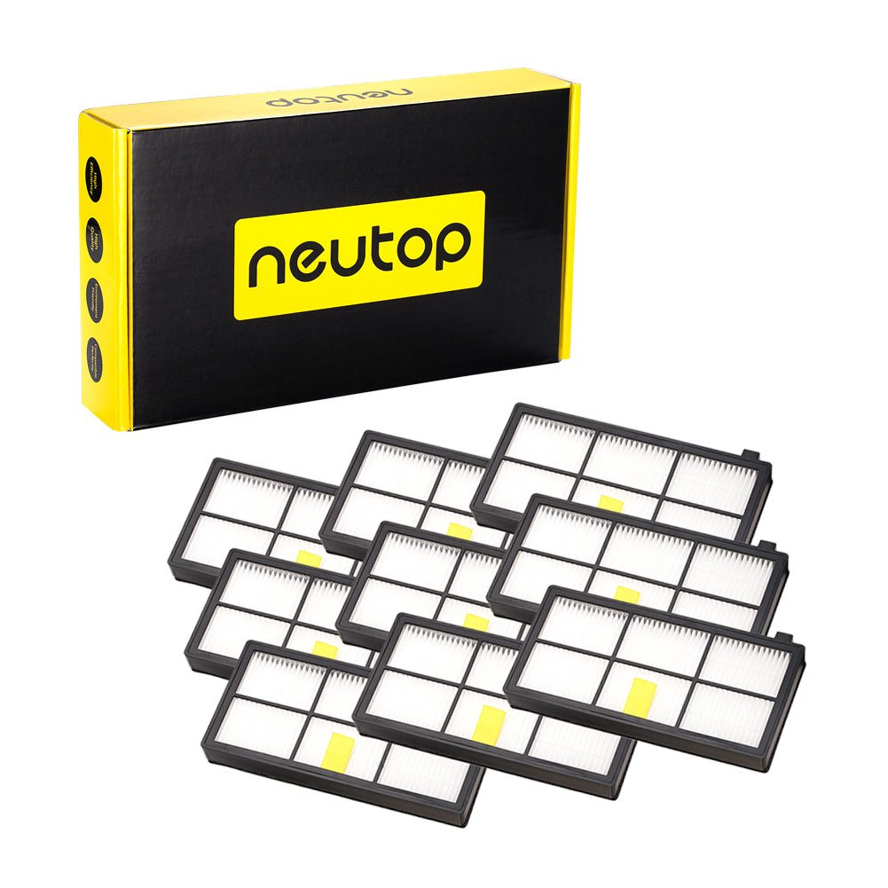 neutop Aeroforce Kit de filtros para iRobot Roomba 880 980 870 860 ...