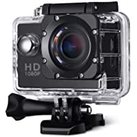 Heypex SOC-8 12MP Ultra HD Extreme Sports Action-Camera with 170 Degree Angle (Assorted Colour)