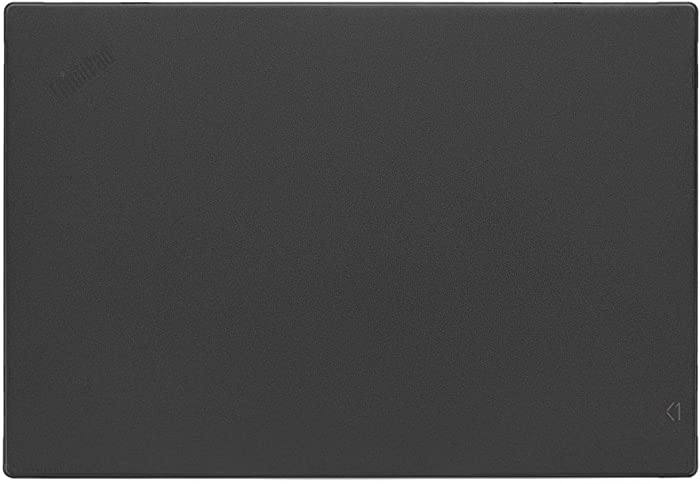 mCover Hard Shell Case for 2020 15.6-inch Lenovo ThinkPad X1 Extreme Gen 2 (15) Laptop Computers (Black)