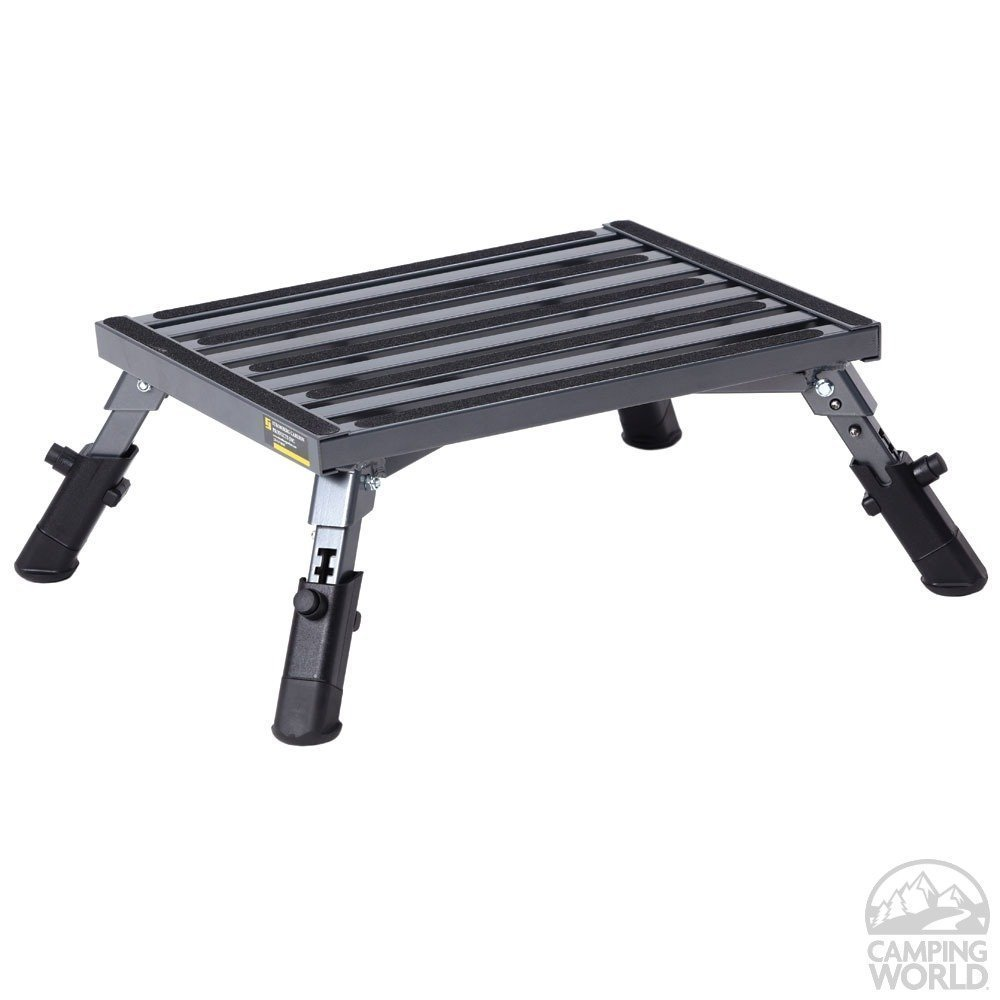 Stromberg Carlson Products PA-250 Adjustable Folding Step