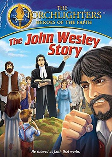 DVD : Torchlighters: John Wesley (DVD)