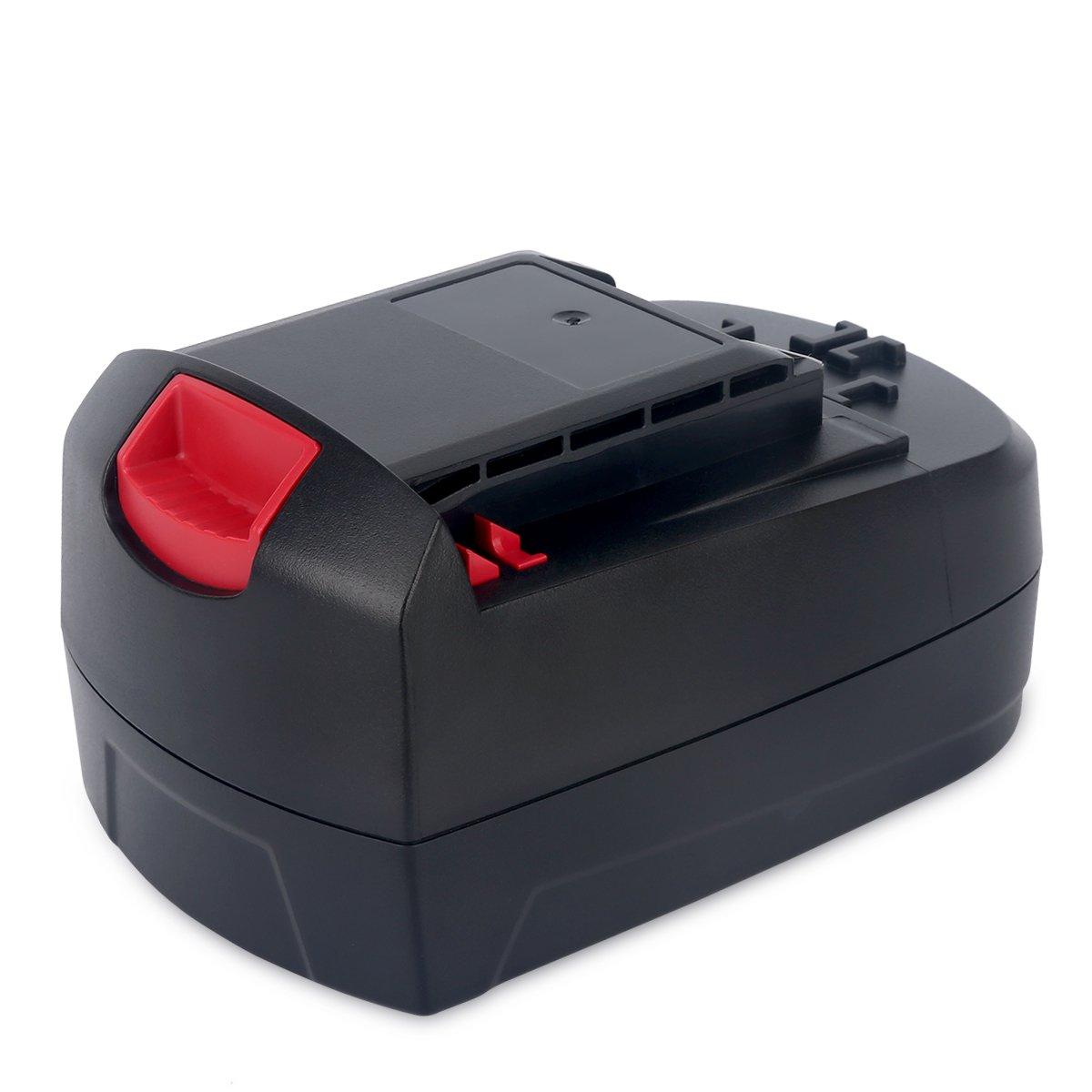Biswaye 18-Volt Battery SB18C SB18A SB18B for 18-Volt Skil Ni-Cd Cordless Tools 2810 2888 2895 2897 2898 4570 5850 5995 7305 9350, 3000mAh