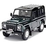 Kyosho - 8901g - Véhicule Miniature - Modèle À L'échelle - Land Rover Defender 90 - Echelle 1/18