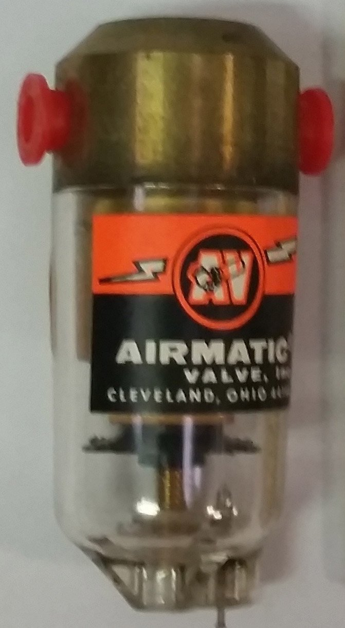 1/8'' NPT Turbo Flo Filter Airmatic - Air Filter HD Brass w/Drain Minifilter by Airmatic