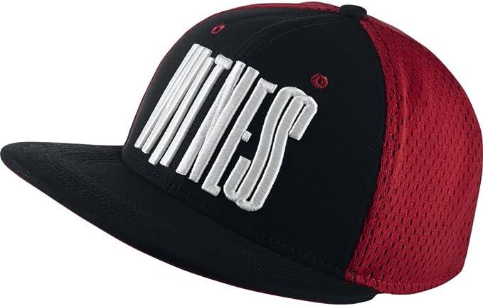 Nike - Gorra de béisbol - para Hombre Rojo, Negro, Blanco Talla ...